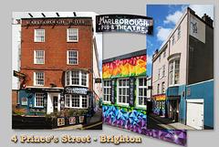4 Prince's Street - Brighton - 3.6.2015