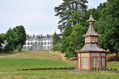La Pagode chinoise du Château de Groussay