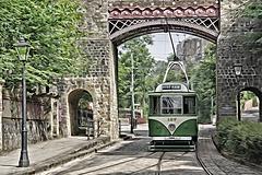 Crich Tramway Museum   /   June 2018