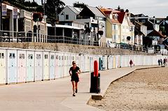 Beach Huts Runner