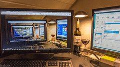Day 30 / Rioja Faustino and Open SuSE 13.2 with Gnome Desktop