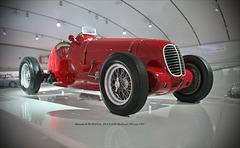 Maserati 6CM Museum Modena Enzo Ferrari