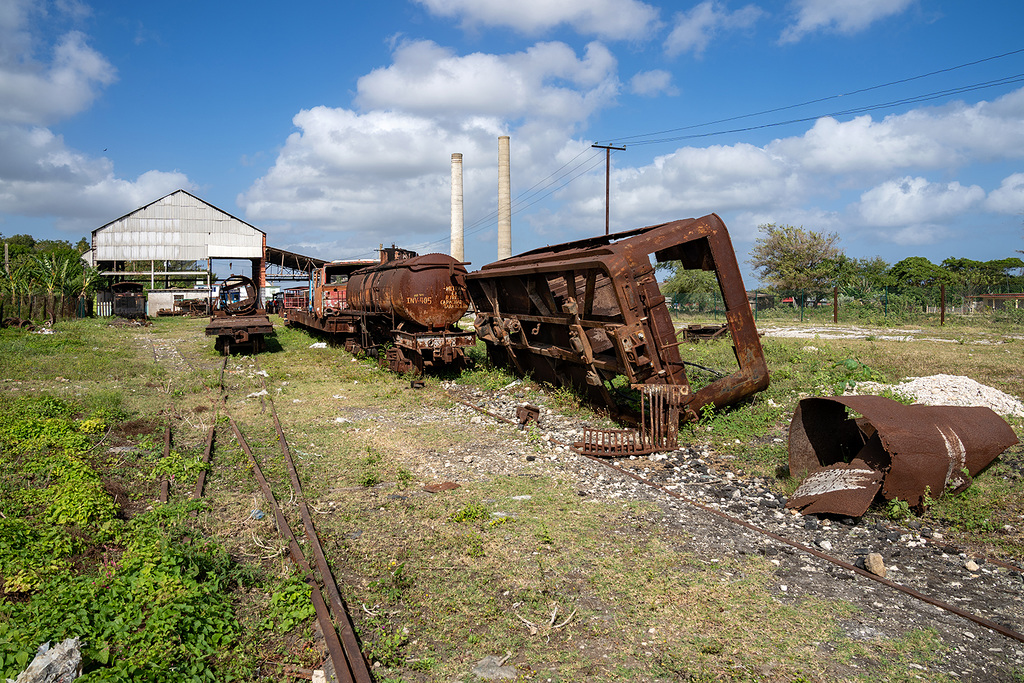 Rafael Freyre - trainyard