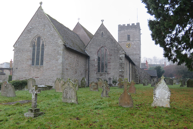 eardisley  church, herefs.