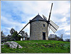 Le moulin à vent du Mont-Dol (35)