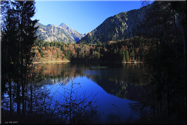 Mountain Lakes - SPC 6/2017 5° place - Freibergsee
