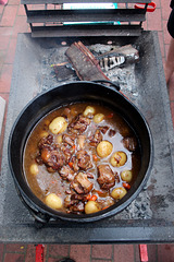 Ox-tail Potjie
