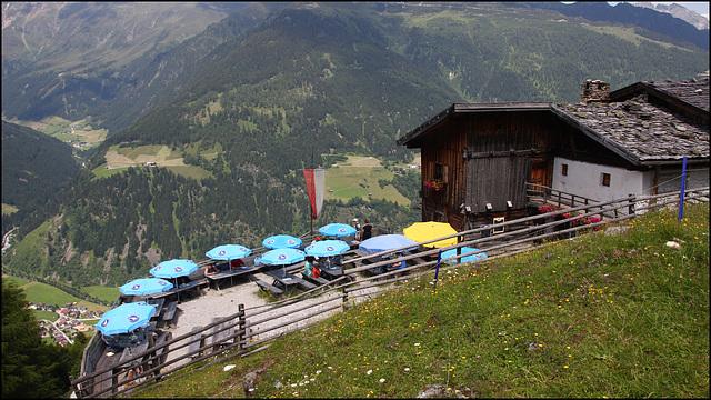 The Autenalm Hut