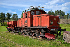 iron ore transport locomotive no. 27 - 1931