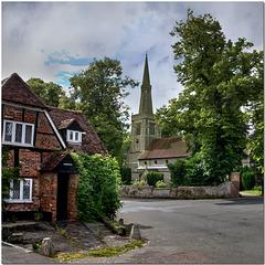 St Mary, Princes Risborough