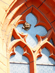 Wespennest / Kirche