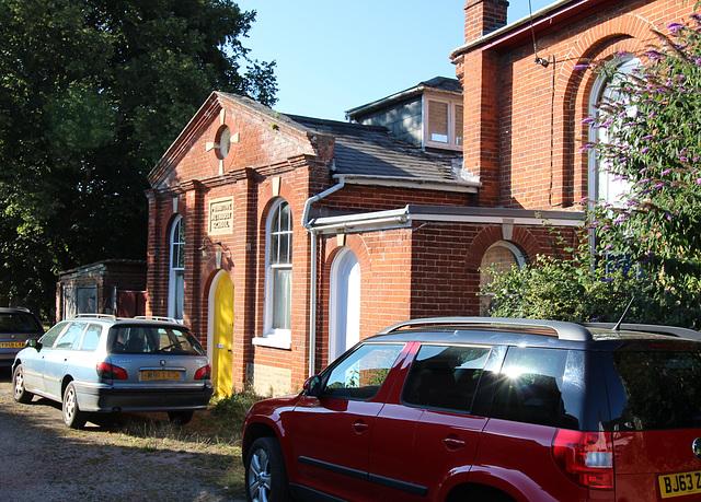 Former Primitive Methodist Sunday School, Westleton, Suffolk