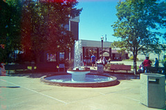 The Fountain Downtown