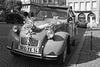 Wedding Car in St Malo (2)