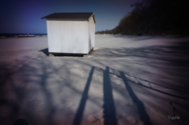 Beach Pinhole #2