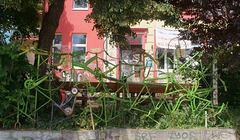 HFF Happy Fahrrad Fence