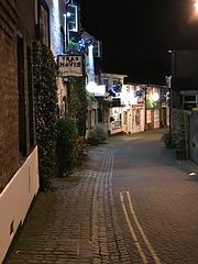 Church Lane, Staffor