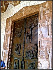 Nazaret: basílica de la Anunciación.