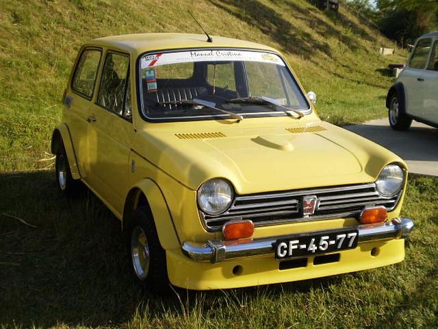 Honda 600 - 1973.