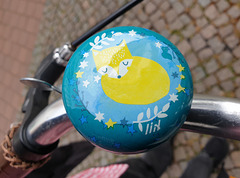 ...Fahrradfahren!