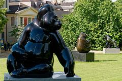 """Fragiles colosses"" (Michel Bassompierre) (1)"
