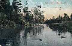 7151. Rockwood Park, St. John, N.B.