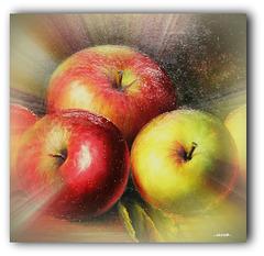 ...an apple a day...
