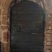 Interior door and Norman arch, Shotwick church.