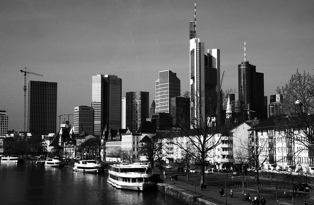 Urban Landscape: Frankfurt