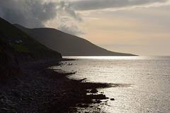Evening falls at Rossbeigh