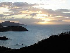 Juangriego sunset