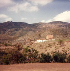 Région d'Águilas, Espagne