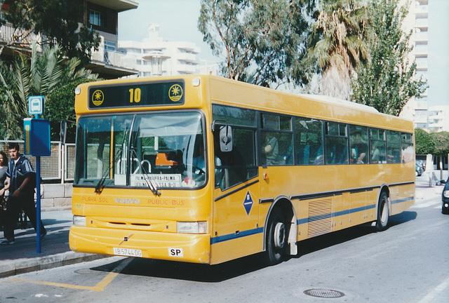 Catalina Marques 41 (IB 5744 DG) - 27 Oct 2000