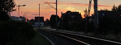 Bernrain - sunset
