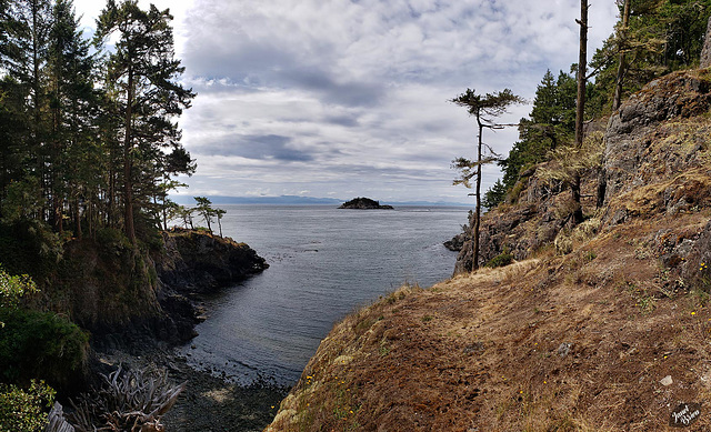 East Sooke Regional Park, Part 3: Wild Coastal Beauty (+10 insets)