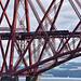 Forth Bridge South Queensferry Edinburgh Scotland 27th August 2017