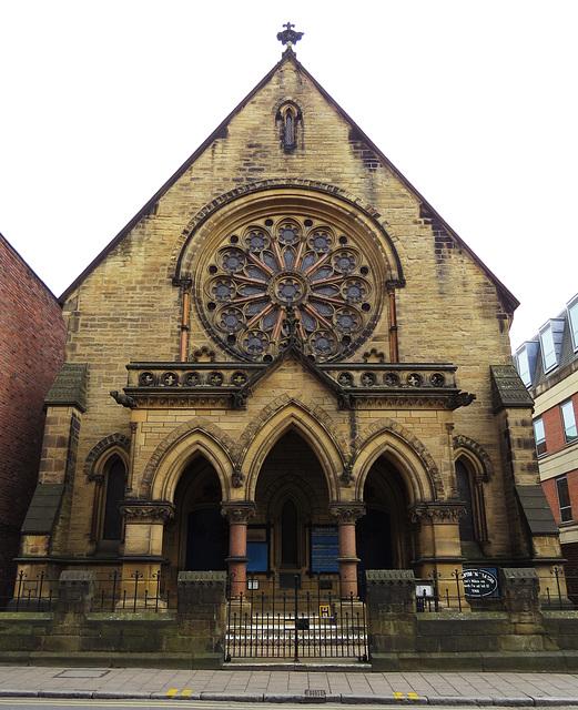 welsh presbyterian church, st.john st., chester