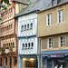pans de bois à Guingamp