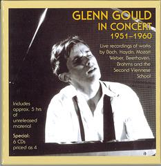 Glenn Gould n'a que 19 ans lorsqu'il interprète avec brio en 1958 les Variations Goldberg, de Jean-Sebastien Bach [1685-1750]