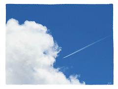 ...ueber den Wolken...
