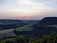 Puycelsi - Sunset