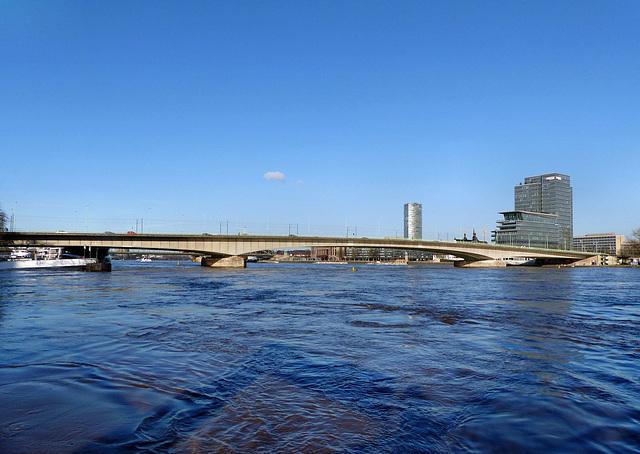 Cologne - Deutzer Brücke