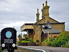 The Old West Bay Railway Station