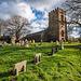 Shotwick church.