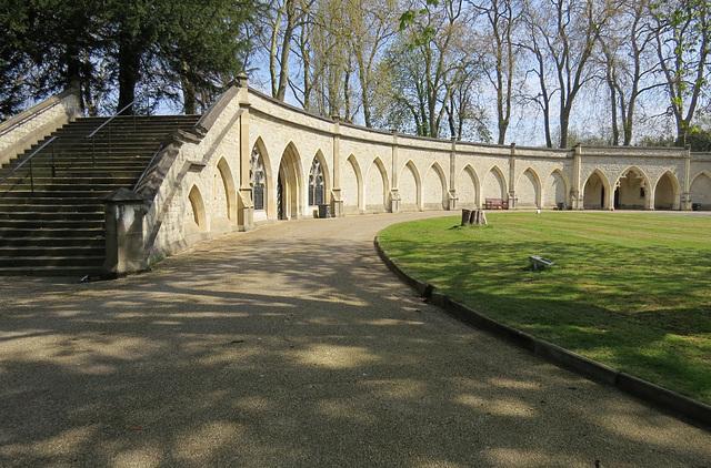 city of london cemetery, manor park, london