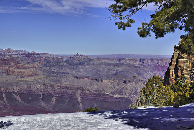 The First View – Lipan Point, Grand Canyon, Arizona