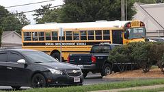 Bowling school bus