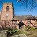Shotwick church