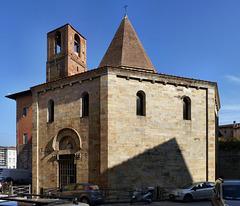 Pisa - Chiesa del Santo Sepolcro