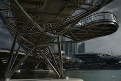Under Helix Bridge